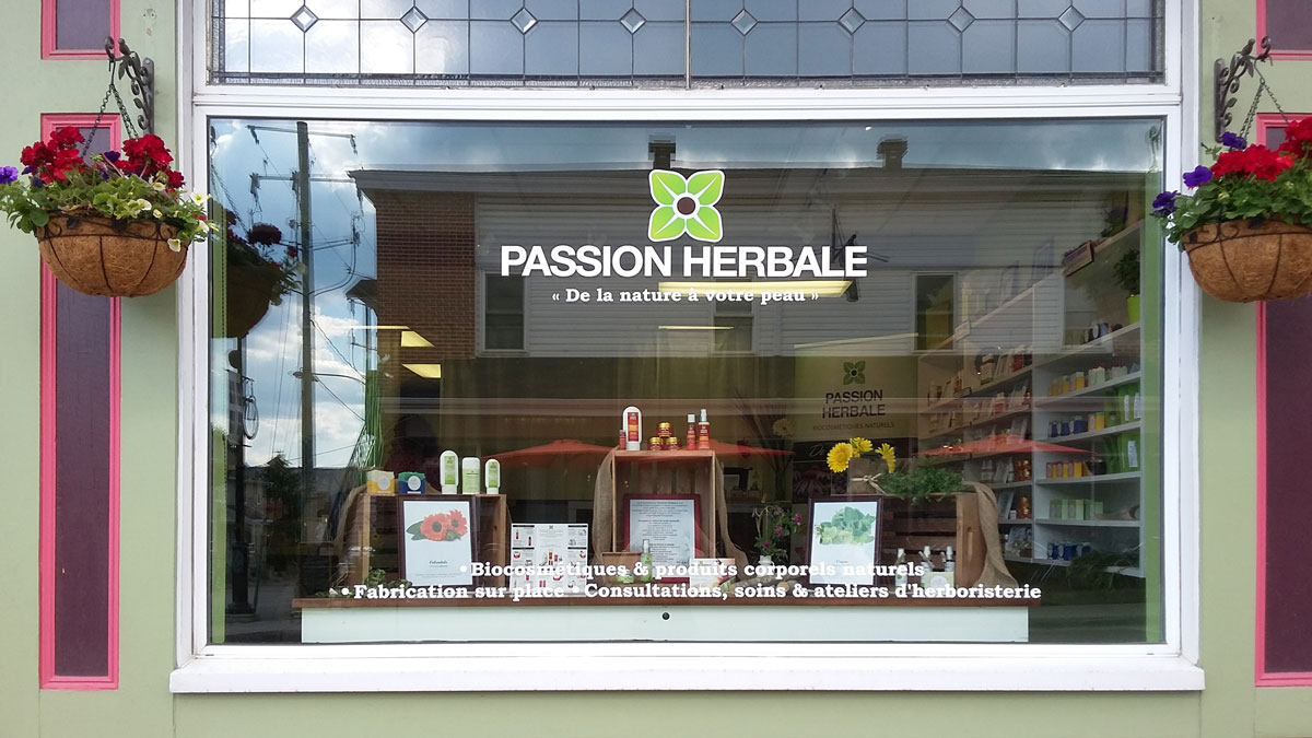 Passion Herbale
