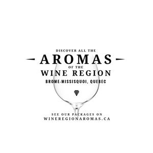 Brome-Missisquoi Wine Region Aromas