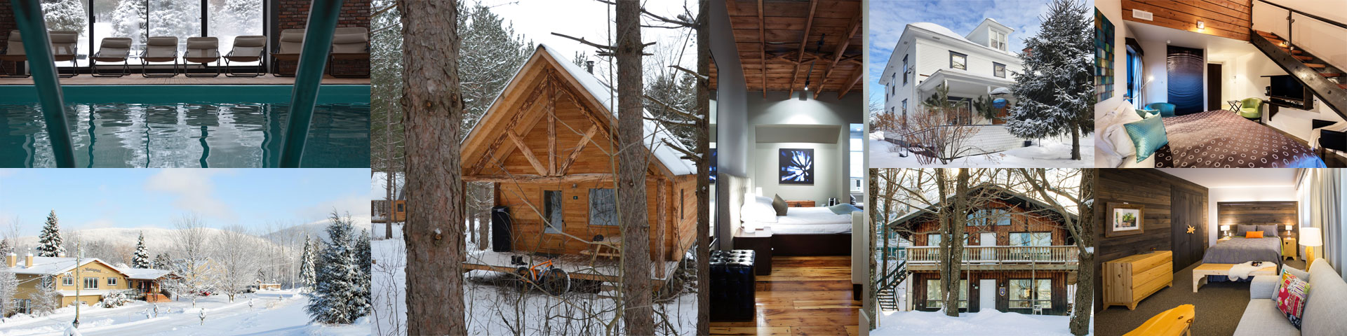 Tourisme Sutton : Où dormir à Sutton en hiver