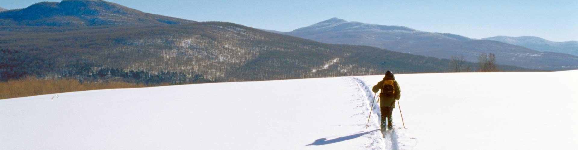 Tourisme Sutton : Le ski de fond à Sutton