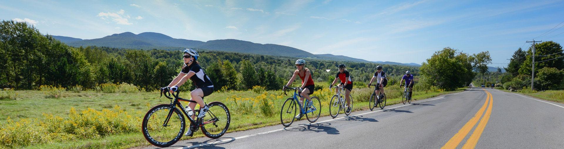 Tourisme Sutton : Le vélo à Sutton