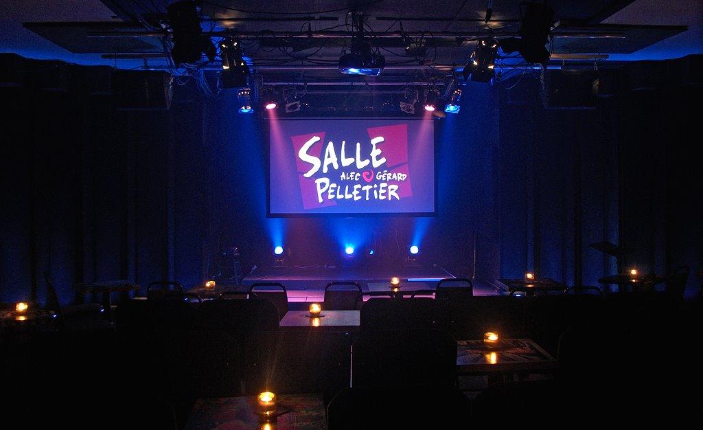 Salle Alec & Gérard Pelletier