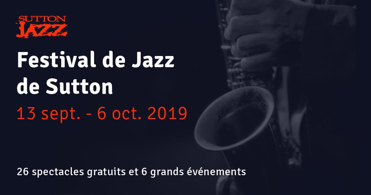 Sutton Jazz 2019
