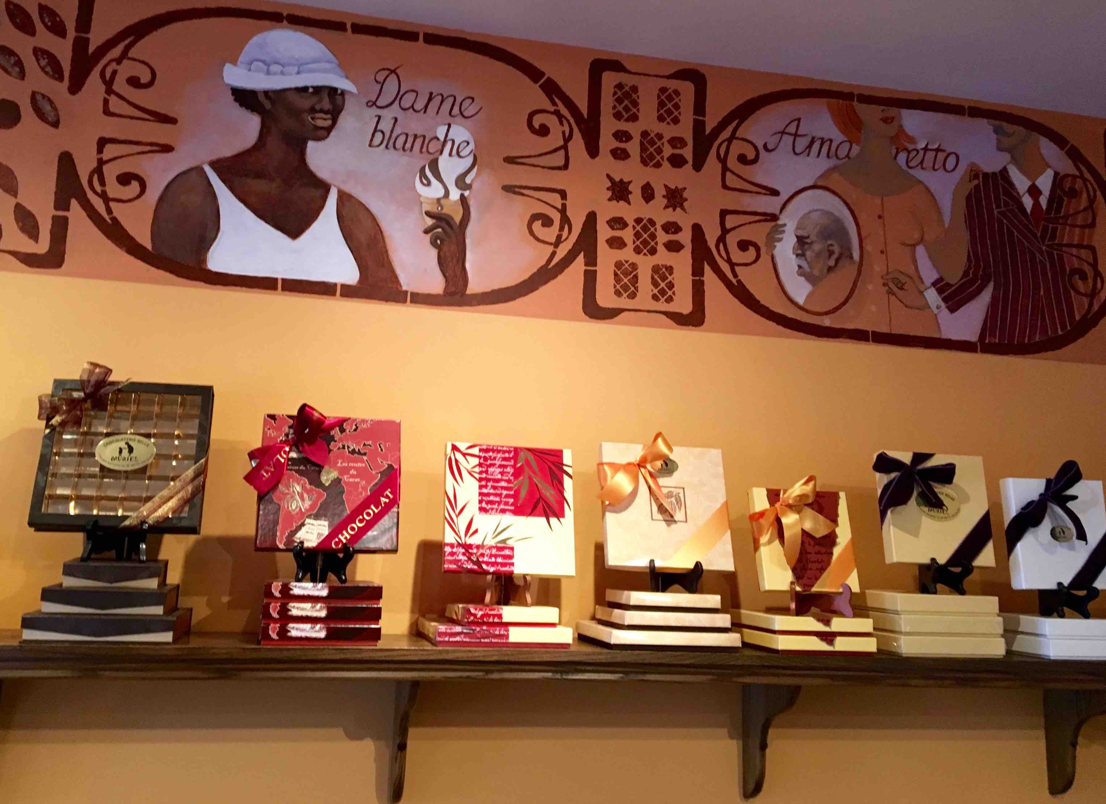 Chocolaterie muriel