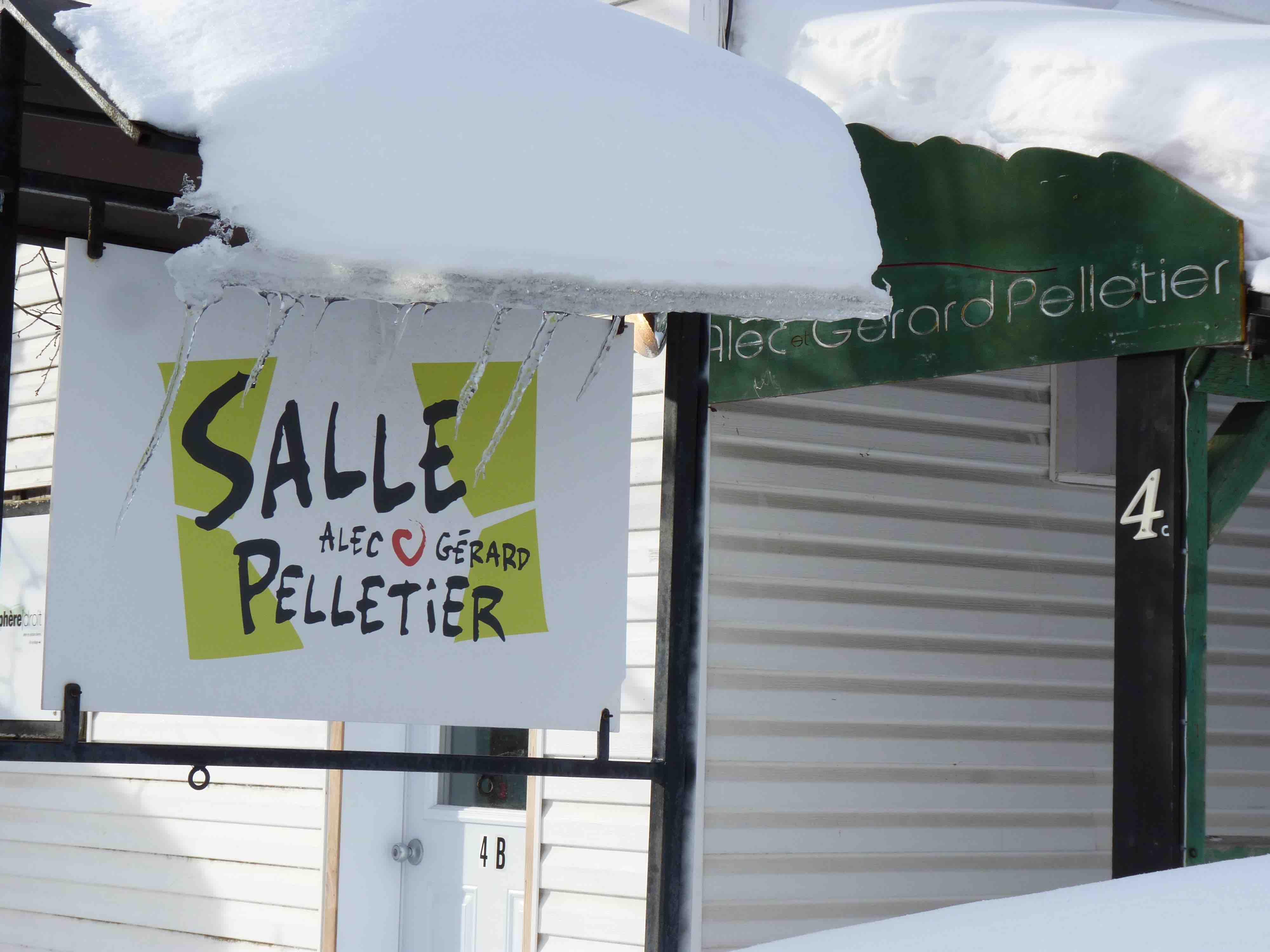 Salle Alec et Gérard Pelletier Sutton