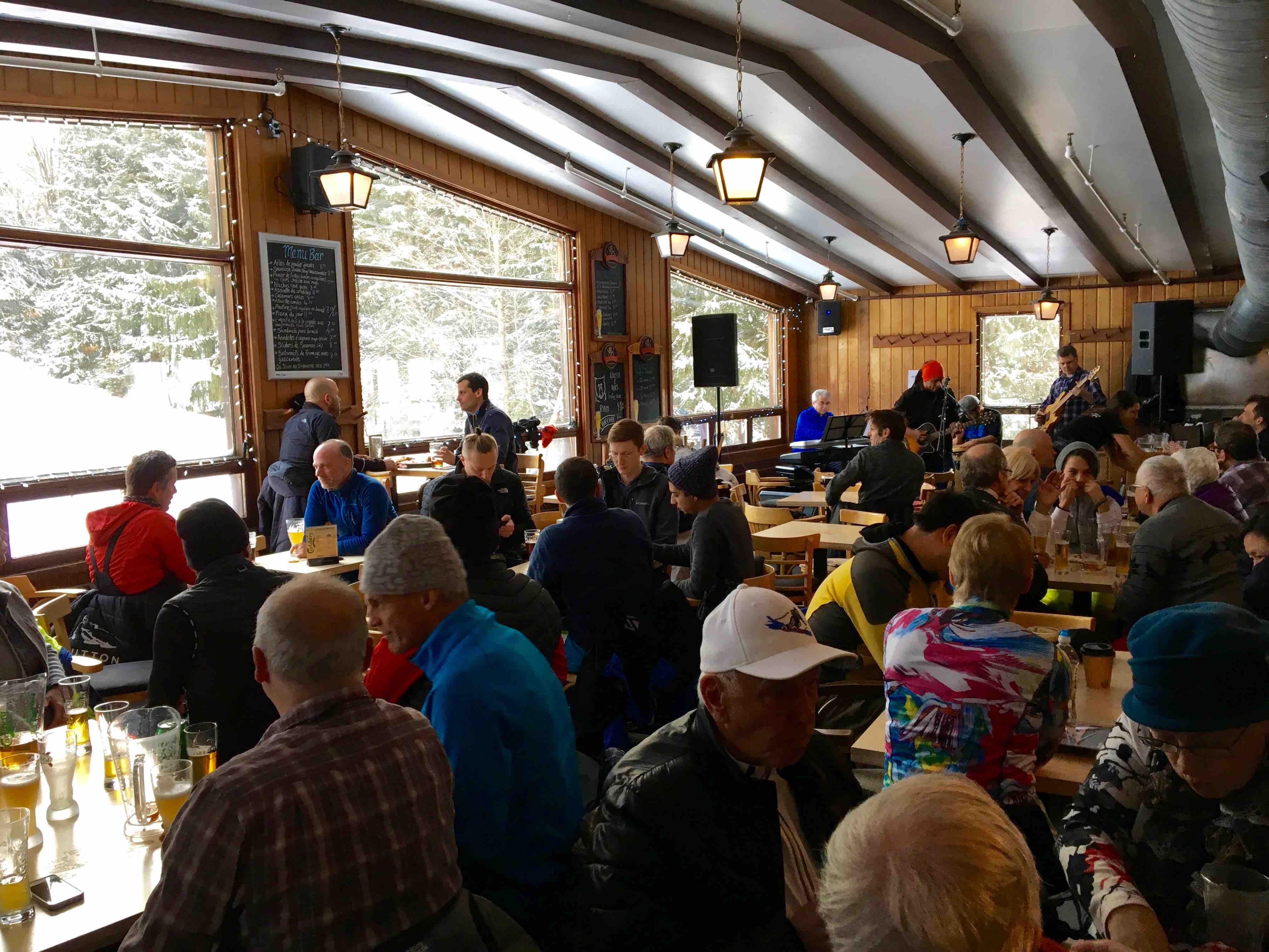 Bar Le Tucker du Mont SUTTON
