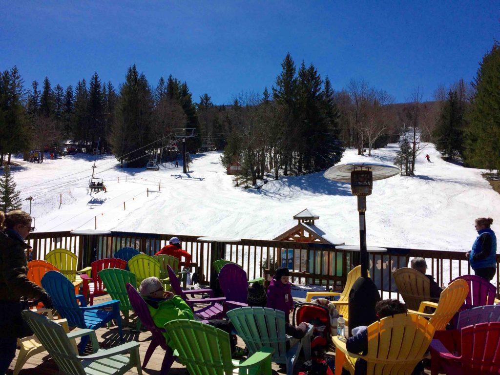 La relâche en ski | Mont SUTTON