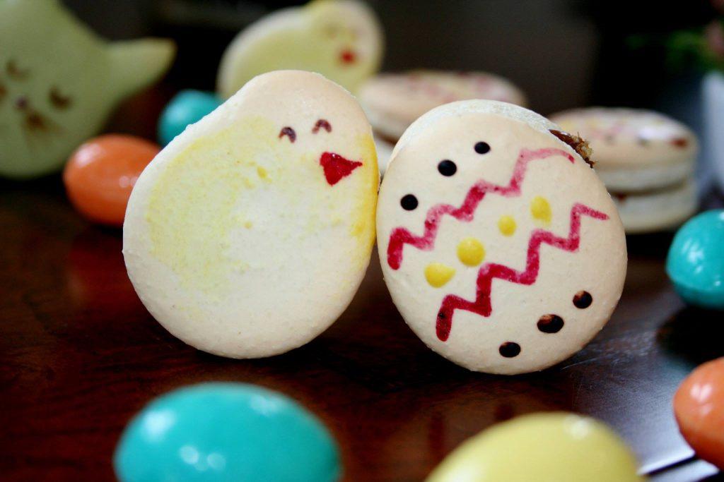 table gourmande de Pâques
