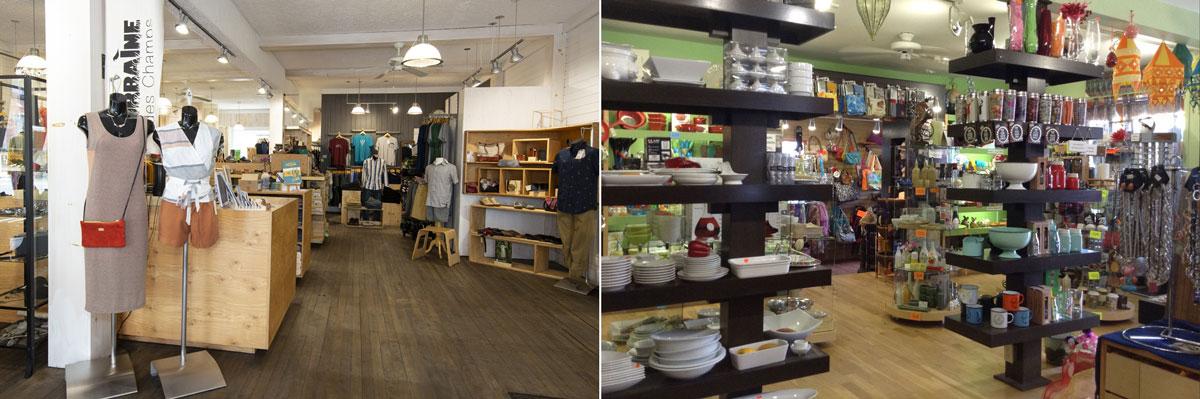 Le magasinage à Sutton par Tourisme Sutton