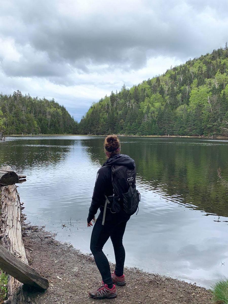 Randonnée au Lac Spruce à Sutton : Tourisme Sutton