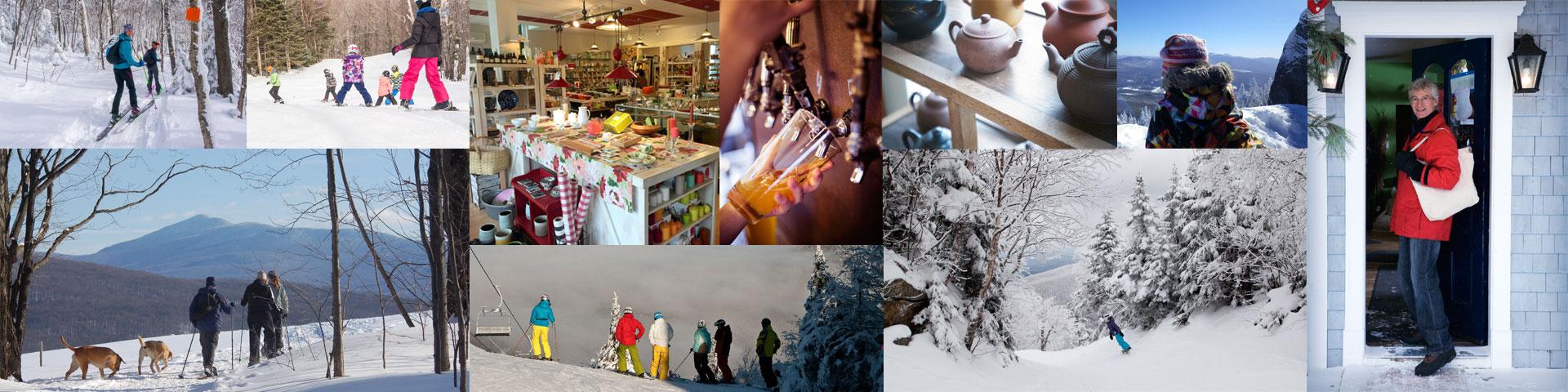 Tourisme Sutton : Quoi faire en hiver à Sutton