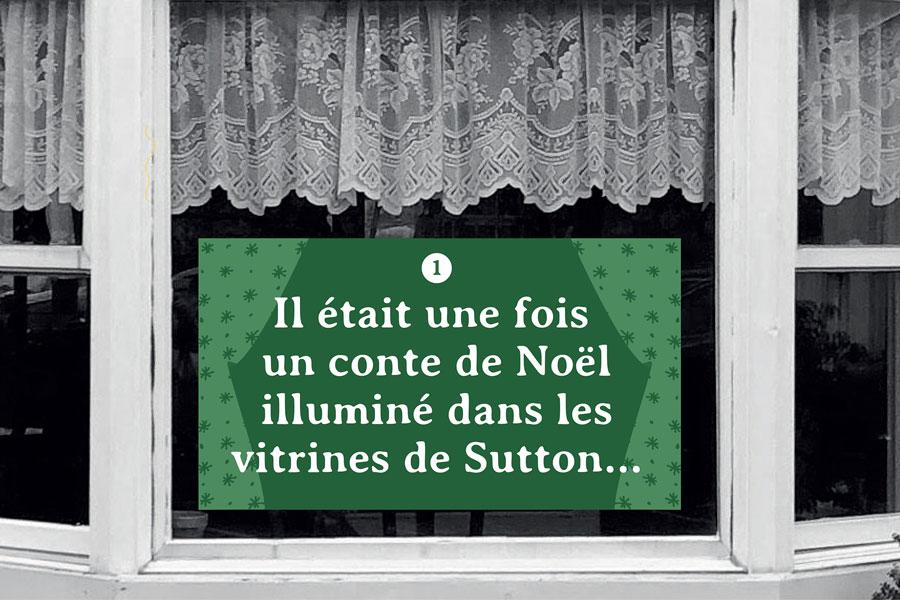 Un conte à la fenêtre Sutton